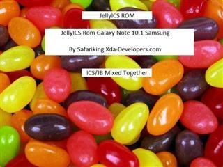jelly ics rom galaxy note 10 1