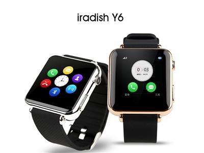 Iradish Y6 smartwatch (2)