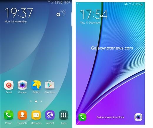 download Note 5 ROM for Samsung Galaxy Note 4