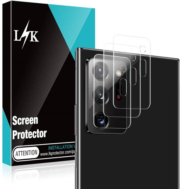 L K Camera Lens Screen Protector