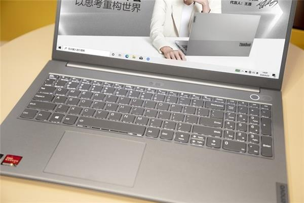 ThinkBook 15 backlit keyboard