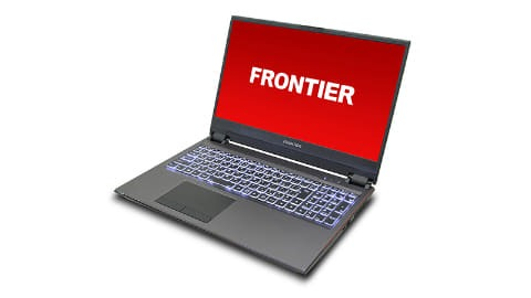 Frontier ZN i7-10750H